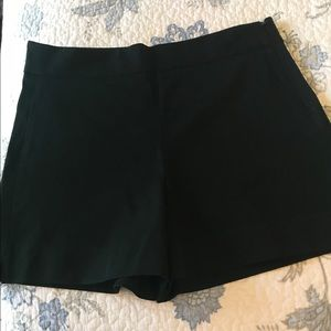 Super cute GAP black shorts nwot